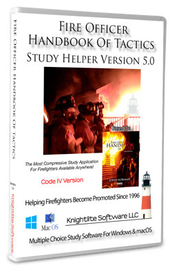Study Software For EMTs, Paramedics, Firefighters